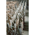 Terracotta Warriors 210 BC