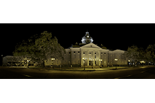 Imperial Polk County Courthouse